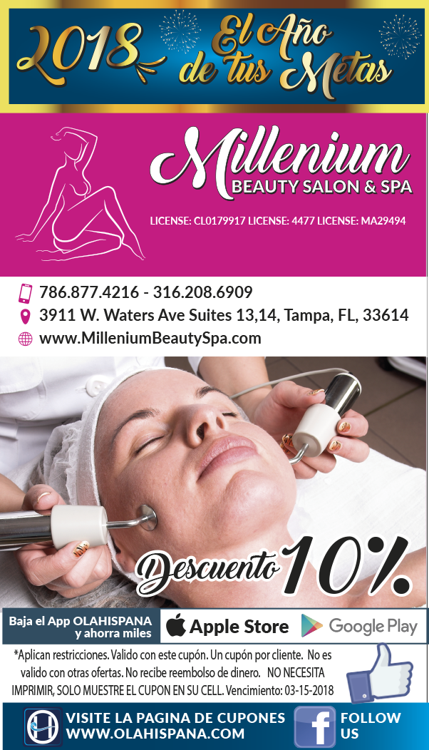 Millenium Beauty Salon & Spa