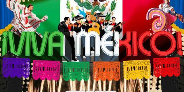 VIVA MEXICO-Del Valle Mexican Grill-Sep. 17