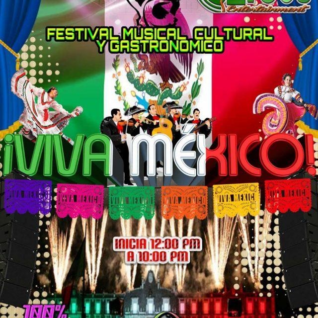 VIVA MEXICO-Del Valle Mexican Grill-Septiembre