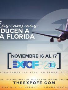 Expo Fe – Tampa – 2018