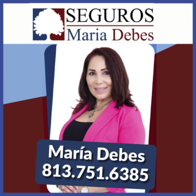 SEGUROS MARIA DEBES