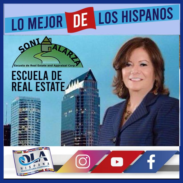 SONIA GALARZA-ESCUELA DE REAL ESTATE