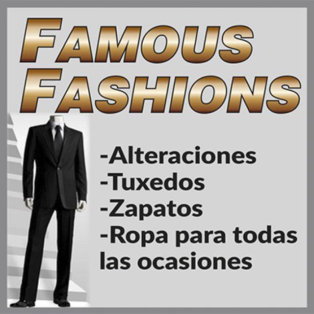 Famous Fashion